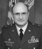 Photo of Brigadier General Eugene S. Witherspoon