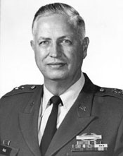 Major General William E. Read