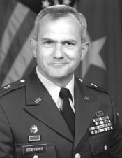 Major General Pat M. Stevens, IV