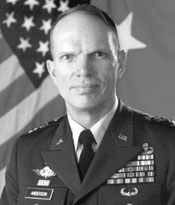 Major General Phillip R. Anderson