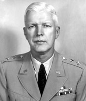 Major General Thomas A. Lane