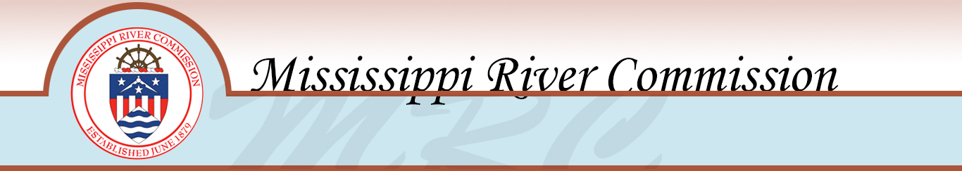 Mississippi River Commission logo