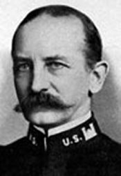 Lieutenant Colonel Amos Stickney