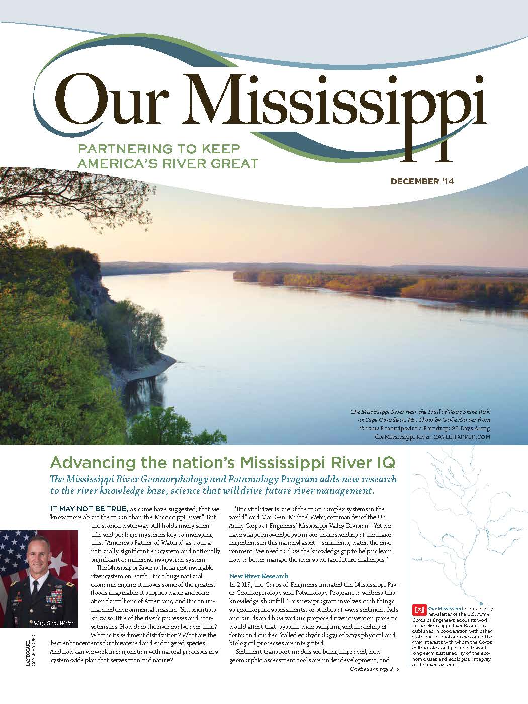 December 2014 Our Mississippi